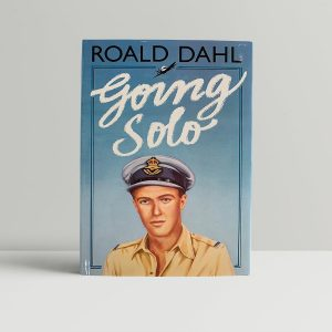 Roald Dahl Going Solo First Edition