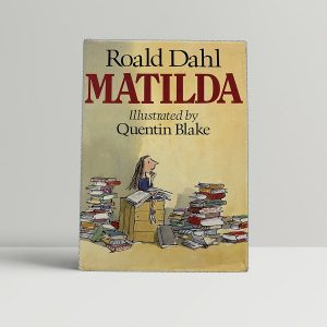 Roald Dahl Matilda First Edition 2