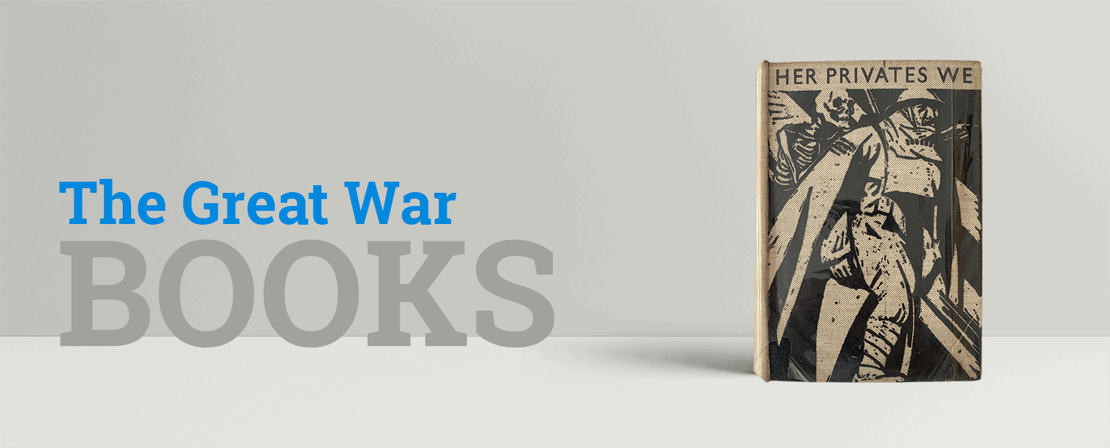Books Of The Great War
