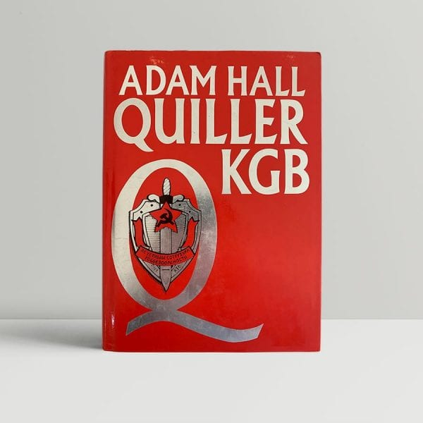 adam hall quiller kgb first uk edition 1989 img 1626 2