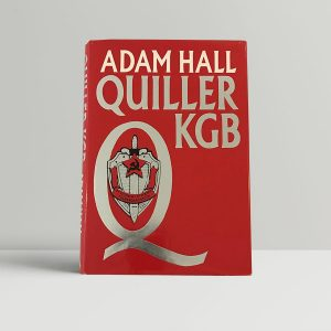 adam hall quiller kgb first edition1