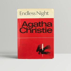agatha christie endless night first uk edition 1967 10427