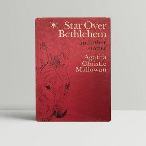 agatha christie star over bethlehem first uk edition 1965
