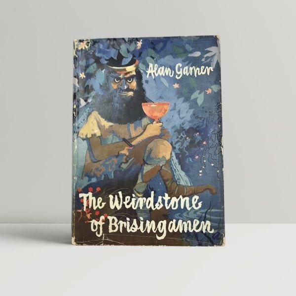 alan garner the weirdstone of brisingamen first uk edition 1960