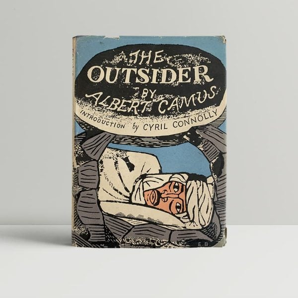 albert camus the outsider first uk edition 1946 4