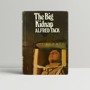 alfred tack the big kidnap first uk edition signed 9964