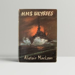 alistair maclean hms ulysses first uk edition 1955