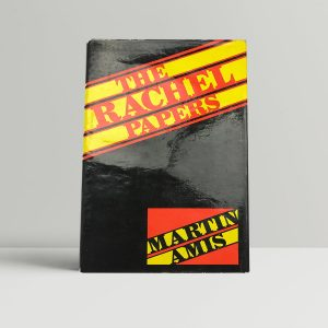 amis martin the rachel papers first uk edition