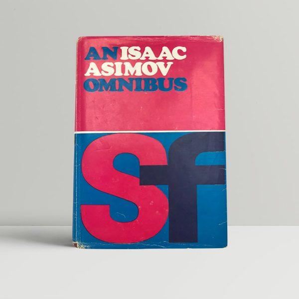 asimov isaac the isaac asimov omnibus first uk edition 1966