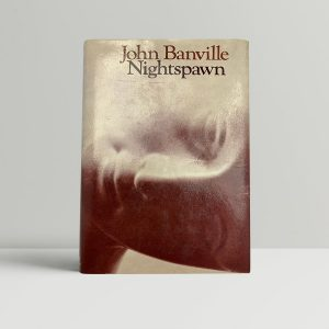 banville john nightspawn first uk edition 1971 signed