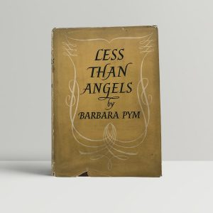 barbara pym less than angels first uk edition 1955