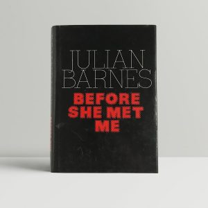 barnes julian before she met me first uk edition 1982