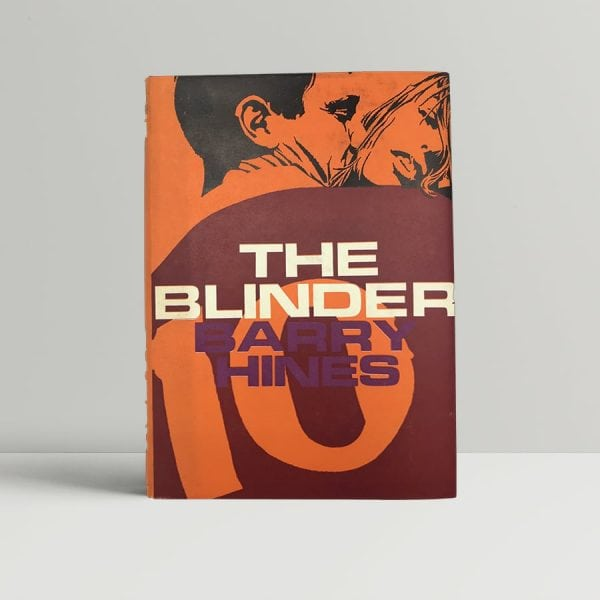 barry hines the blinder first uk edition 1966