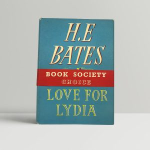 bates h e love for lydia first uk edition