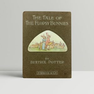 beatrix potter the tale of the flopsy bunnies first uk edition 1909