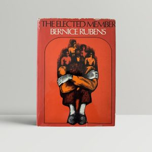bernice rubens the elected member first uk edition 1969 booker prize
