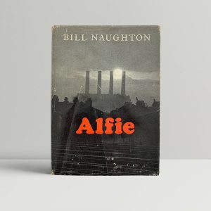 bill naughton alfie first uk edition 1966