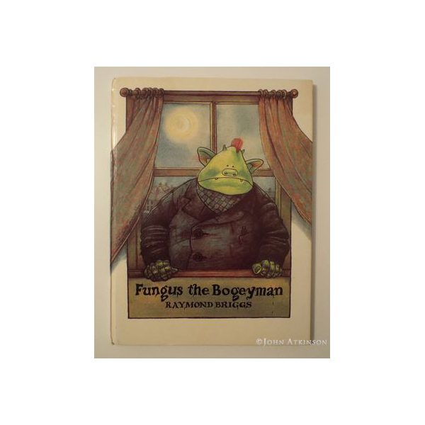 briggs raymond fungus the bogeyman first uk edition 1977 signed 1