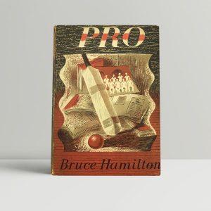 bruce hamilton pro first uk edition 1946