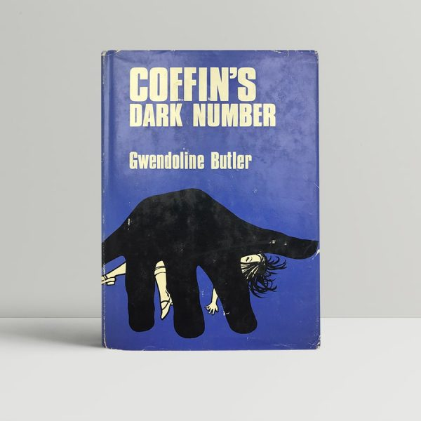 butler gwendoline coffins dark number first uk edition 1969