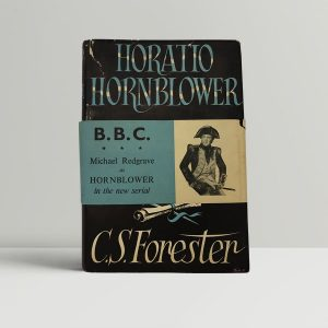 c s forester horatio hornblower first uk edition 1952 band