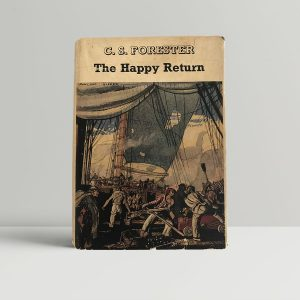 c s forester the happy return first uk edition 1937