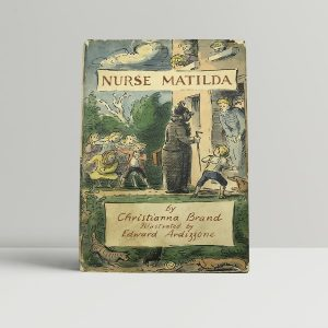 christianna brand nurse matilda first uk edition 1964