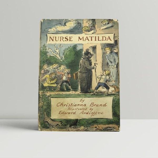 christianna brand nurse matilda first uk edition 1964
