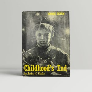clarke arthur c childhoods end first uk edition 1954