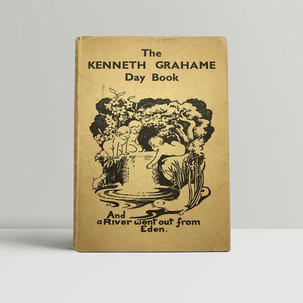 coleman margery kenneth grahame the kenneth graham day book 1st uk edition 1937 signed and with accompanying letter