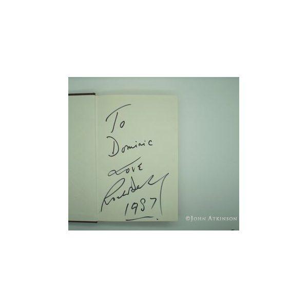 dahl roald the wonderful world of henry sugar signed uk edition 1987 2