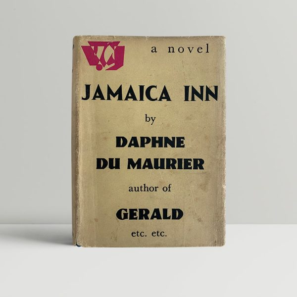 daphne du maurier jamaica inn first uk edition 1936 signed img 0828 2