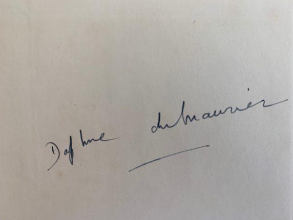 daphne du maurier jamaica inn first uk edition 1936 signed img 8517