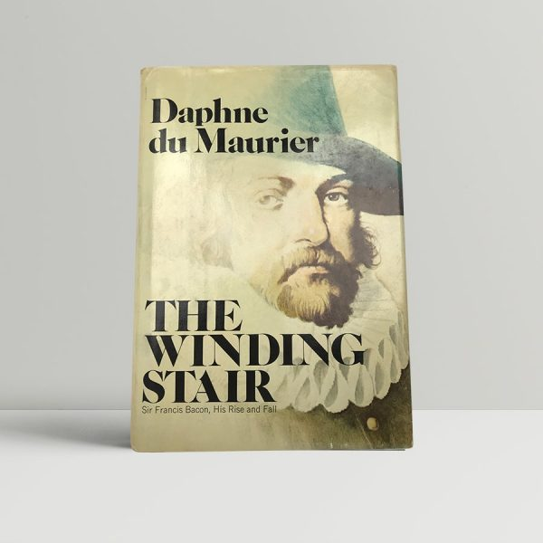 daphne du maurier the winding stair first us edition 1977 signed