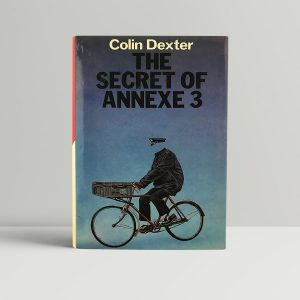 dexter colin secret of annexe 3 first uk edition