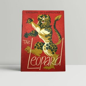 di lampedusa giuseppe the leopard first uk edition 1960