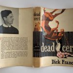 dick francis dead cert first uk edition 1962 img 8654 2