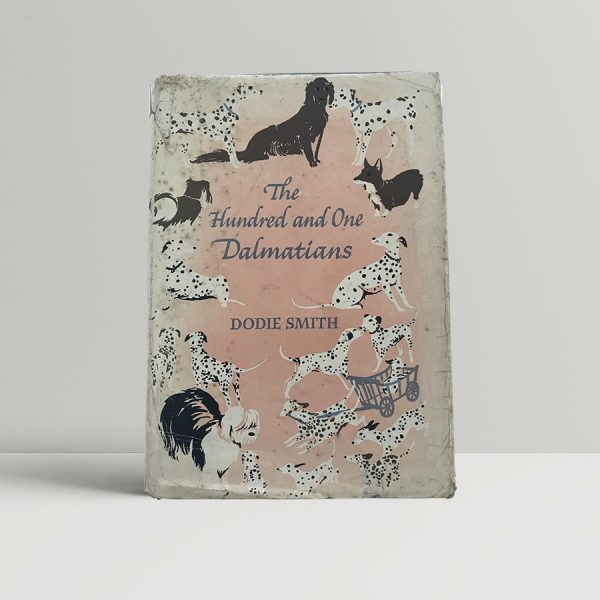 dodie smith the hundred and one dalmatians first us edition 1957 signed