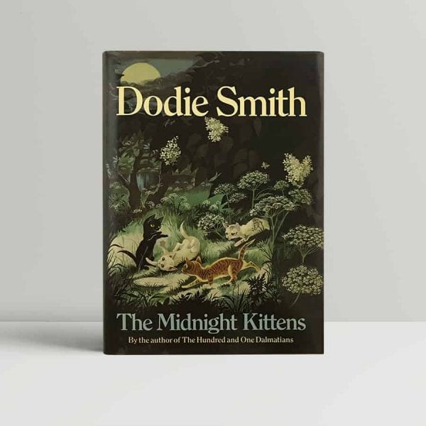 dodie smith the midnight kittens first uk edition signed and inscribed 1978