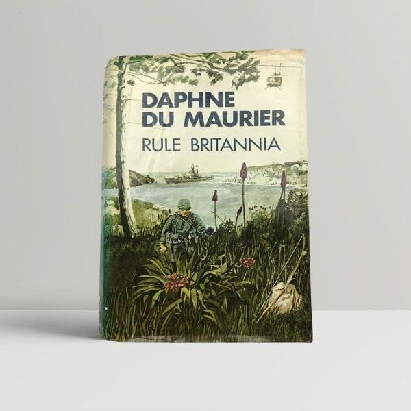 du maurier daphne rule britannia proof copy