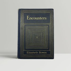 elizabeth bowen encounters first uk edition 1923
