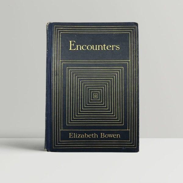 elizabeth bowen encounters first uk edition 1923