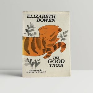 elizabeth bowen the good tiger first uk edition 1970