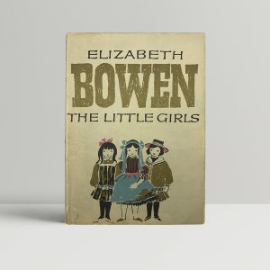 elizabeth bowen the little girls first uk edition 1964 signed