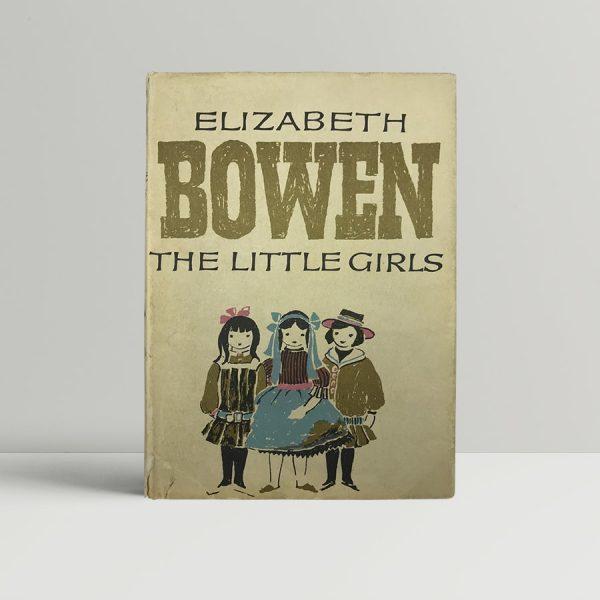 elizabeth bowen the little girls first uk edition 1964 signed