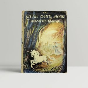 elizabeth goudge the little white horse first uk edition 1946 fine
