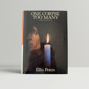 ellis peters one corpse too many first uk edition 1979
