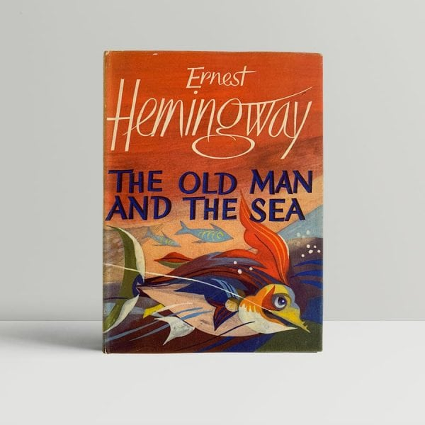 ernest hemingway the old man and the sea first uk edition 1952 11500