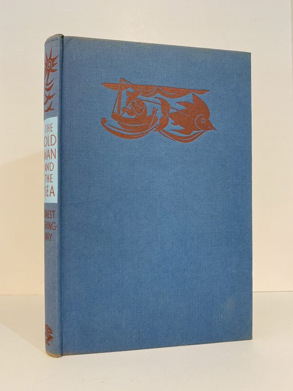 ernest hemingway the old man and the sea first uk edition 1952 img 1465 2