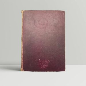 evelyn waugh rossetti first uk edition 1928